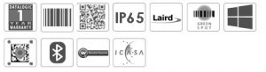 Datalogic Falcon X3+ PDA Handheld Scanner