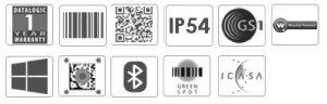 Datalogic Joya X2 General Purpose PDA Barcode Scanner