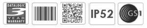Datalogic MAGELLAN 3300HSi POS Barcode Scanner