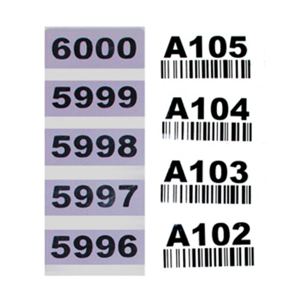 SEQUENTIAL--LABELS