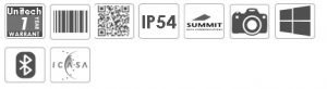 Unitech RH768 Barcode Reader