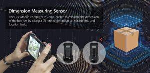 Urovo-i6300-T_Dimension Measuring Sensor