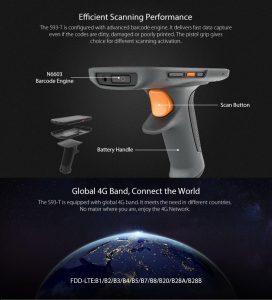 Urovo-i6310-T_Pistol Grip