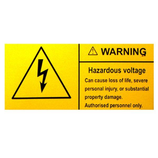 Warning-CautionLabel