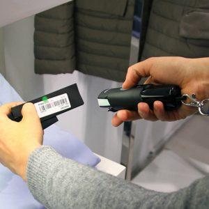 Pocket Bluetooth / RFID Scanner