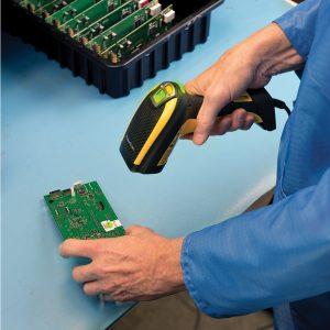 Rugged Industrial Handheld Scanner - Tethered