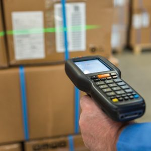 Rugged Industrial Warehouse Scanner